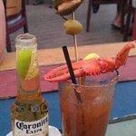 Docker's Bloody Mary