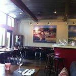 Cafe Lucia interior