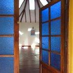 Temple/yoga room