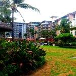 Perfect resort.