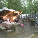 Campsite #1 site 61
