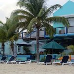 Hotel on Simpson Beach - great!