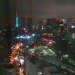 36階禁煙プレミアルーム窓からの眺め