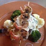 Steak & Shrimp Entree