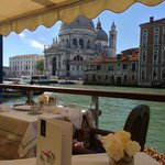 Breakfast on the Grand Canal