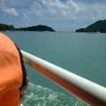 into the sea we go!