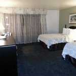 nicely upgraded room since our last stay #225