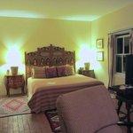 Chaco Suite bedroom area