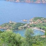 hameau de Girolata