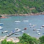 le port de Girolata