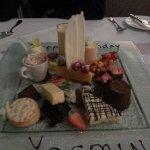 Awesome dessert share platter - a must to try