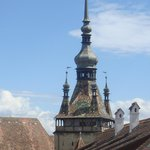 Clock Tower-Sighisoara