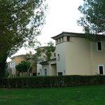 An apartment group at Iberostar Son Antem.