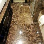 Floor bathroom