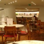 Brown Thomas basement cafe
