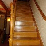 Escaliers interieurs