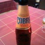 Cerveza india COBRA