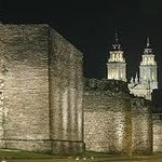 Muralla y Catedral Lugo
