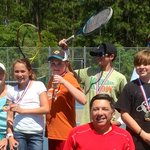 Gamble Rogers Tennis Team 2013