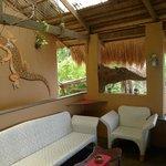 Resort café