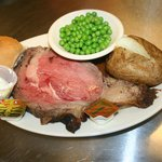 Thursday Night Prime Rib Dinner special $10.00! Friday and Saturday night $17.00-$25.00