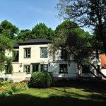 Hallfreda Hotell - Garden
