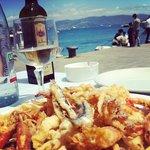 Un bel fritto misto a due passi dal mare!