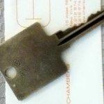 design: chave do quarto