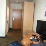 Hotelzimmer (Eingang)