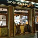 ภาพถ่ายของ Borges & Go Cafeteria