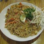 My Pad Thai Noodles