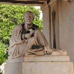 Statue du Baron d'Hastings