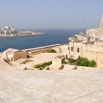 Vue depuis St. Salvatore Bastion
