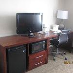 Working Desk & Micro/Fridge in all rooms