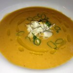 Tomato Crab Bisque