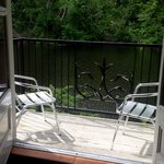 room 63 patio
