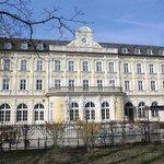 grand exterior facade
