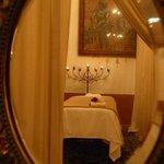 Massage area in Spa