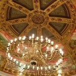 The crazy ceiling