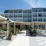 Hôtel côté plage