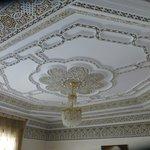 plafond decoré