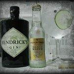 Gin&Tonic Hendricks