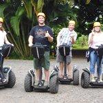 Segway  Ride on the Big Island
