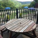The Rose and Crown - Beer Garden