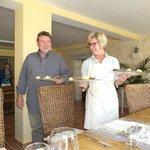 Marc en Martine, de perfecte gastheer en gastvrouw
