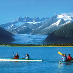 Best of Alaska Glacier View Sea Kayaking