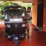 Asanka's tuktuk