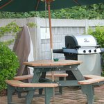 Guest BBQ Area