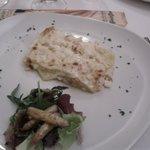 le fantastiche lasagne dell'orto(con asparago di Bassano)