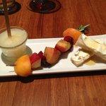 artisanal dessert platter